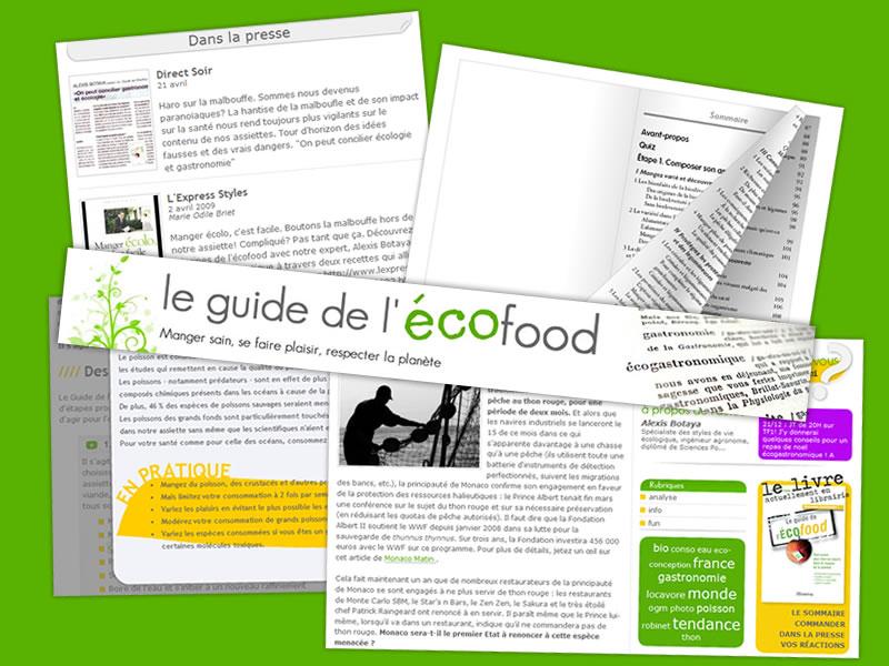 Benjamin Van Bocksta�l - guide-ecofood