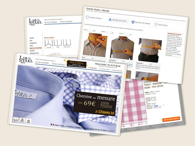 Benjamin Van Bocksta�l - ls-chemise